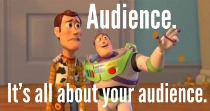 audience meme