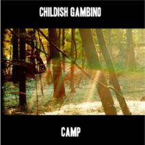 This is the front cover for the album Camp by the artist Childish Gambino. The cover art copyright is believed to belong to Glassnote Records.