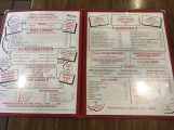 Sparty's Coney Island Restaurant features their coney dog at the top of their menu. The coney dog costs $2.89. Photo by Alexa Seeger.