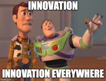 innovation startup meme